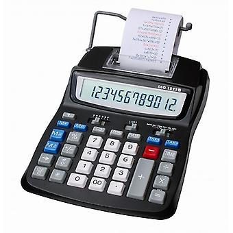 Leo 1225 B table calculator with power supply