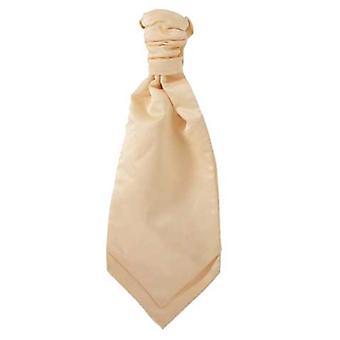 Butterscotch Ruche Tie