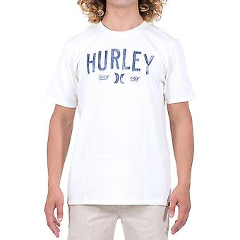 Hurley Calibrate Tee - Sail Medium