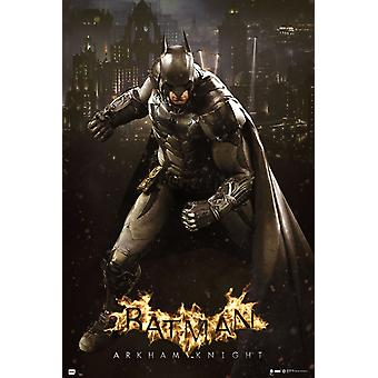 Batman Arkham Knight Poster Poster Print