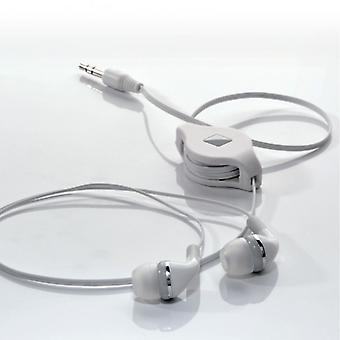 Headphones ctiles retr. (Retractable Ear Phones)