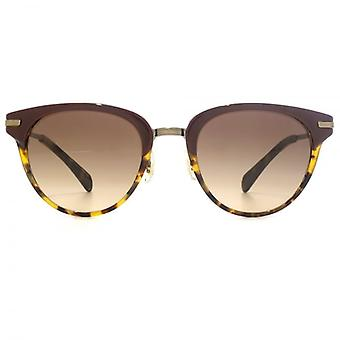Paul Smith Jaron Sunglasses In Burgundy Spotty Tortoise