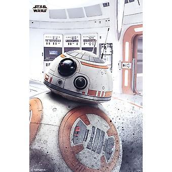 Star Wars Jedi ostatni - BB-8 Poster Print