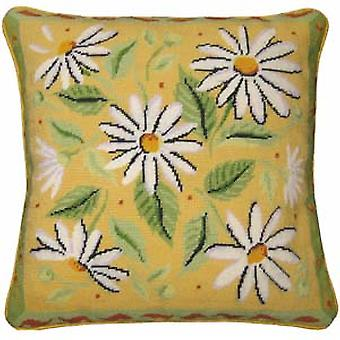 Yellow Daisies Needlepoint Canvas