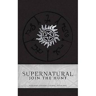 Supernatural Hardcover Ruled Journal by Insight Editions