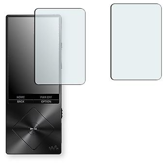 Sony NWZ-A15 screen protector - Golebo crystal clear protection film