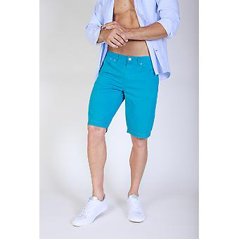Jaggy Men Short Blue