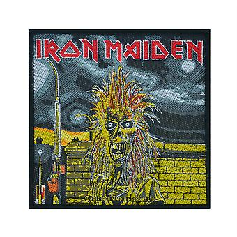 Iron Maiden-Iron Maiden gewebten Patch