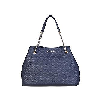 Blu Byblos Women Shoulder bags Blue