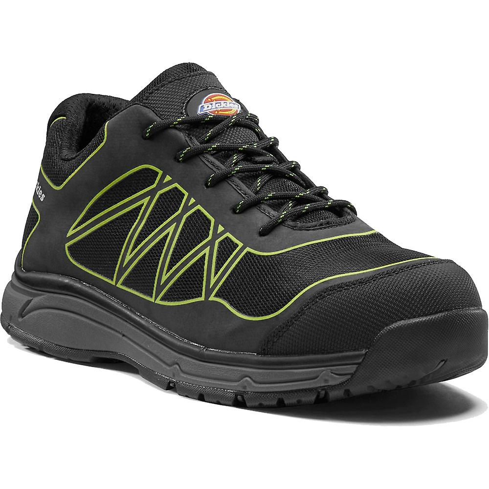 Chaussures de formateurs DICKIES Mens Phoenix Textile S3 embout en Composite sécurité