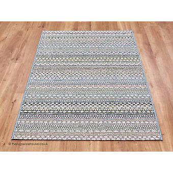 Wixler blau Teppich