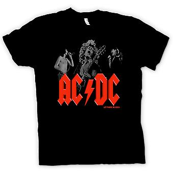 Kids T-shirt - AC/DC - Let There Be Rock - Band