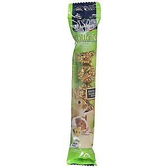 Vitakraft Hamster food snacks Rollinis (Pack of 12)