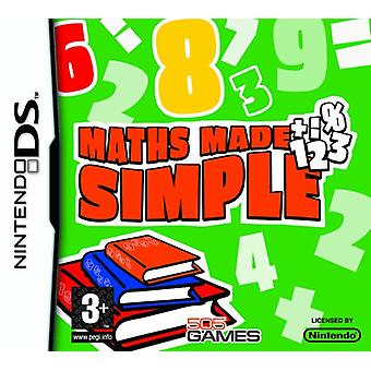 Matematik Made Simple (Nintendo DS)