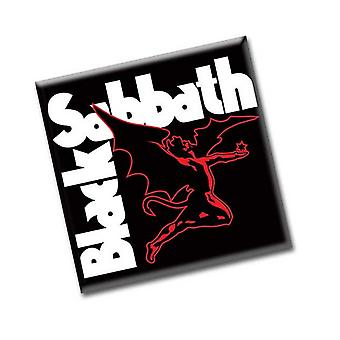 Black Sabbath Fridge Magnet Demon band logo new Official 76mm x 76mm