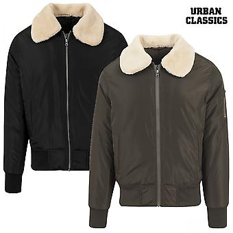 Urban classics jacket pilot bomber