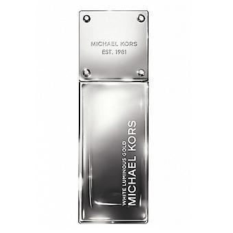 Michael Kors 'White Luminous Gold' Eau De Parfum 1.7oz/50ml New In Box