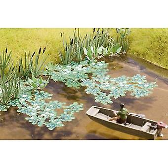 NOCH Laser-Cut minis® 14114 H0 Water lilies