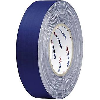 HellermannTyton 712-00200 Cloth tape HelaTape Tex Blue (L x W) 10 m x 19 mm 1 Rolls