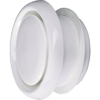 Wallair N35910 Poppet valve Plastic Suitable for pipe diameter: 10 cm