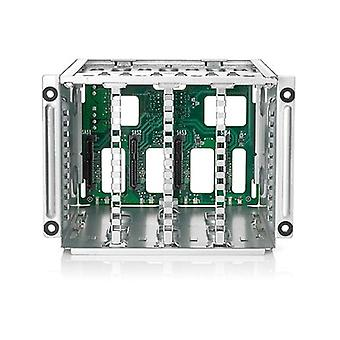 HPE Drive Bay Adapter - 8 x Total Bay - 8 x 2.5inch  Bay