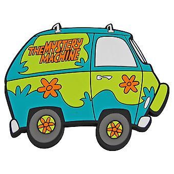 Scooby Doo mysteriet maskinen Pvc drikker Mat / Coaster