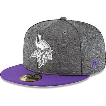 Nuova era 59Fifty Cap - emarginare casa Minnesota Vikings