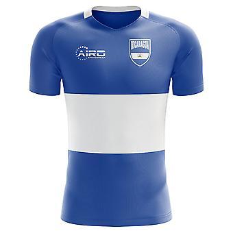 2018-2019 Nicaragua concepto casa camiseta de fútbol