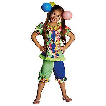 Clown girl Clownkostüm costume for children