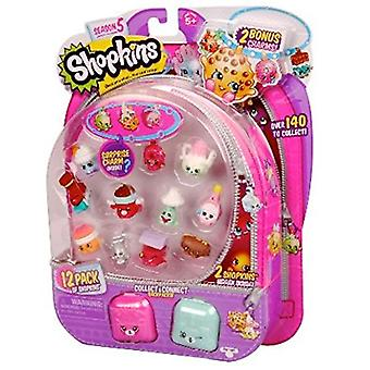 Shopkins Season 5 - 12 Pack - Color and Style Assortments!