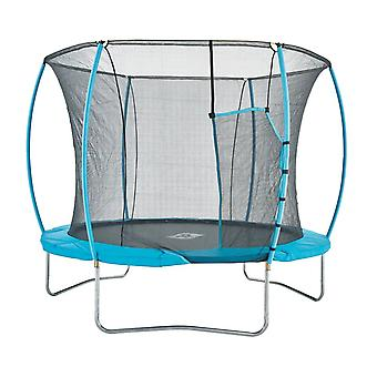 TP Toys 10ft Hip Hop Trampoline Blue