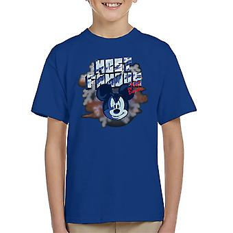 Disney Mickey Mouse Band Most Famous Not Basic Kid's T-Shirt
