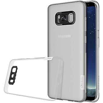 NILLKIN Samsung Galaxy S8 Plus 0.6 mm TPU-Transparent