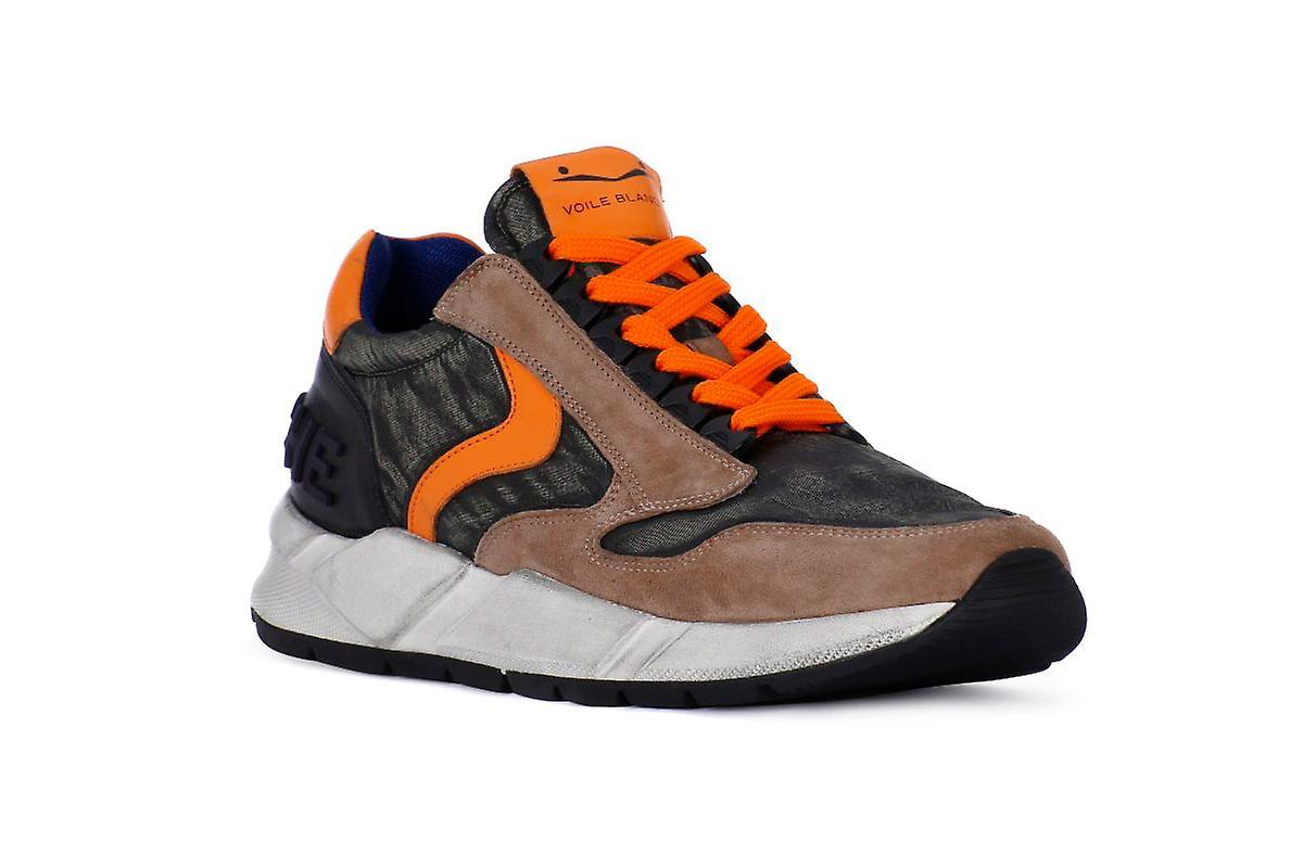 Chaussures de voile blanche 9105 apollo oeillet