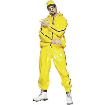 Rapper Anzug, Brust 38