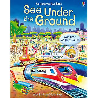See Under the Ground by Alex Frith - Colin King - 9780746077702 Book