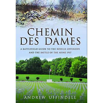Der Nivelle-Offensive und der Schlacht an der Aisne 1917 - ein Schlachtfeld
