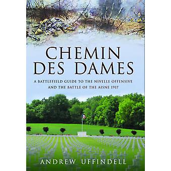 Ofensywa Nivelle i Bitwa pod Aisne 1917 - pole bitwy