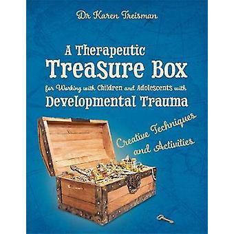 Uma terapêutica Treasurebox para trabalhar com crianças e adolescentes w
