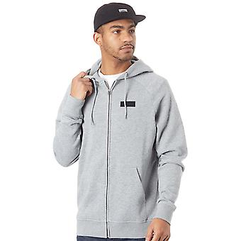 ETNIES Grey Heather Core icône Zip Hoody