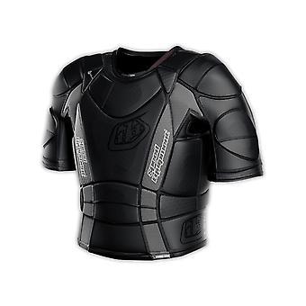 Troy Lee Designs Black 2019 UPS7850 - Hot Weather Kids MX Body Armour
