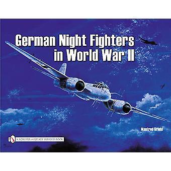Tyske Night Fighters - AR234 - DO217 - TA154 - HE219 - JU88 - JU388 -