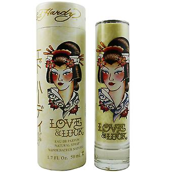 Christian Audigier Ed Hardy love & hell 50 ml Eau de Parfum EDP