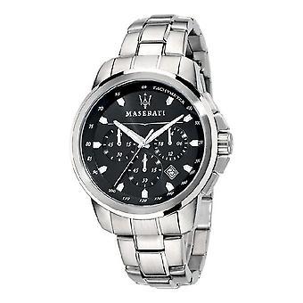 Maserati Herrenuhr Successo chronograaf R8873621001