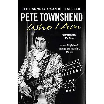 Pete Townshend: Som jeg