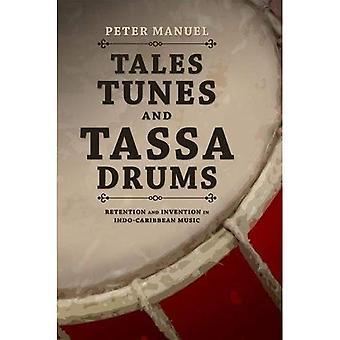 Racconti, canzoni e Tassa batteria: conservazione e invenzione in Indo-Caribbean Music