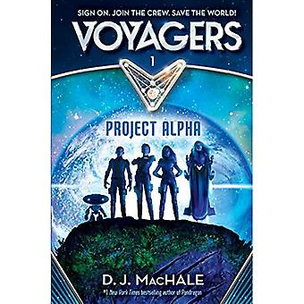 Voyagers: Book 1: Project Alpha