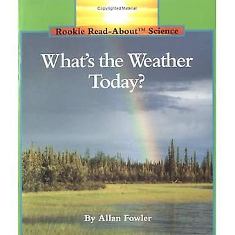 What's the Weather Today?