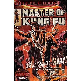 Master of Kung Fu: Battleworld (Secret Wars)