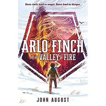 Arlo Finch i the Valley of Fire (Arlo finchen)